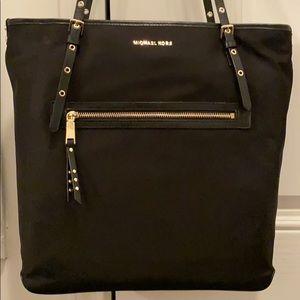 Brand new Black/gold Michael Kors Leila tote bag